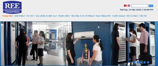 ベトナム株:リー冷蔵電気工業(REE)を新規買い
