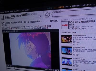 ニコニコ動画-クロームキャスト