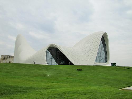 Baku Heydar Aliyev Center 1