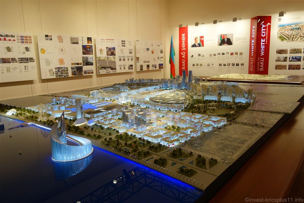 アゼルバイジャンの不動産プロジェクト